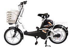 1 122842 xe dap dien yamaha h3 2015 white 1 - Xe đạp điện Yamaha H4