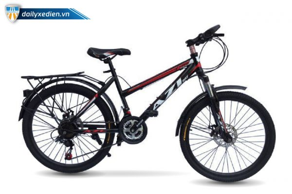 AZI XDNL chitiet 03 600x400 - Xe đạp thể thao AZI