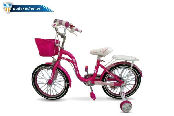 Anger Girl 18 XDTE chitiet 02 600x400 - Xe đạp trẻ em Anger Girl 18