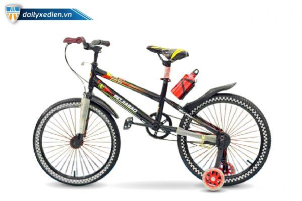 Beijiabao banh 20 XDTE chitiet 02 600x400 - Xe đạp trẻ em Bejijabao bánh 20