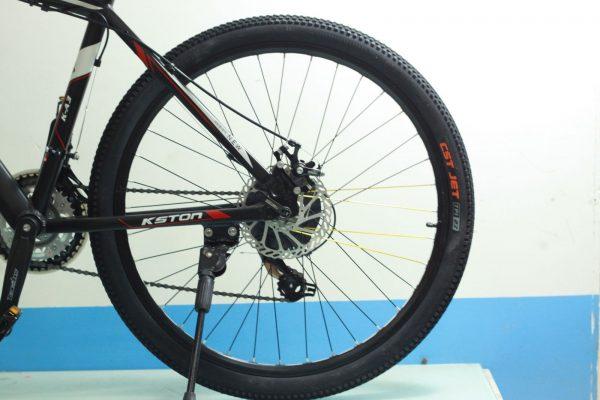 IMG 3003 600x400 - Xe đạp thể thao Kston có đồng hồ tốc độ