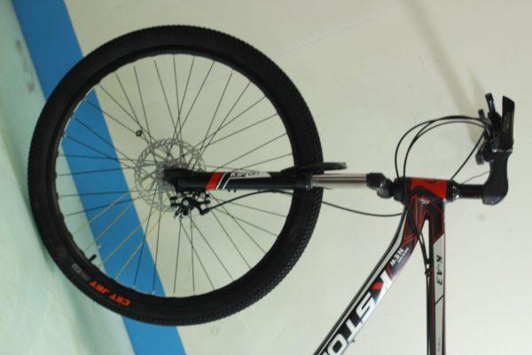 IMG 3005 600x400 - Xe đạp thể thao Kston có đồng hồ tốc độ