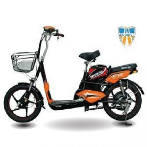 K2 Model 2018 300x300 - Xe đạp điện K2 Model 2018