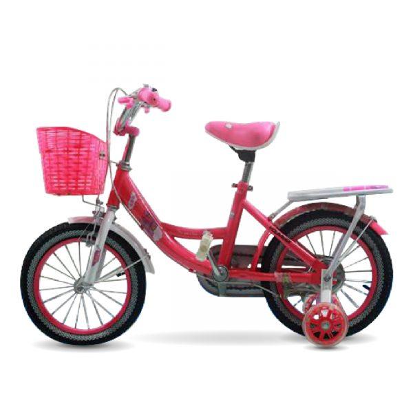 Laudai XDTE chitiet 01 600x600 - Xe đạp trẻ em lâu đài