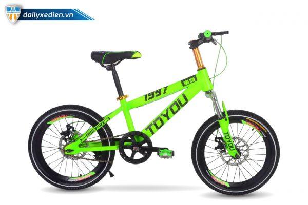 TOYOU 10 XDTE chitiet 02 600x400 - Xe đạp trẻ em Toyou -10