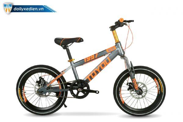 TOYOU 10 XDTE chitiet 03 600x400 - Xe đạp trẻ em Toyou -10