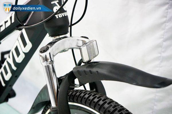 ToYou 1997 den 7lip banh20 XDTE chitiet 05 600x400 - Xe đạp thể thao trẻ em Toyou 7 líp - bánh 20