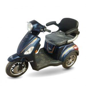 Xe ba bánh điện 1 ghế 01 300x300 - Xe ba bánh điện 1 ghế