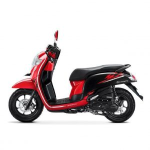 Xe gan may Scoopy 50cc 01 300x300 - Xe máy Scoopy 50cc