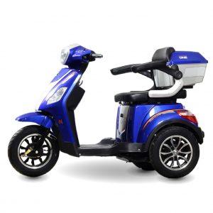 Xe máy điện 3 bánh One xanh 01 300x300 - Xe máy điện 3 bánh One