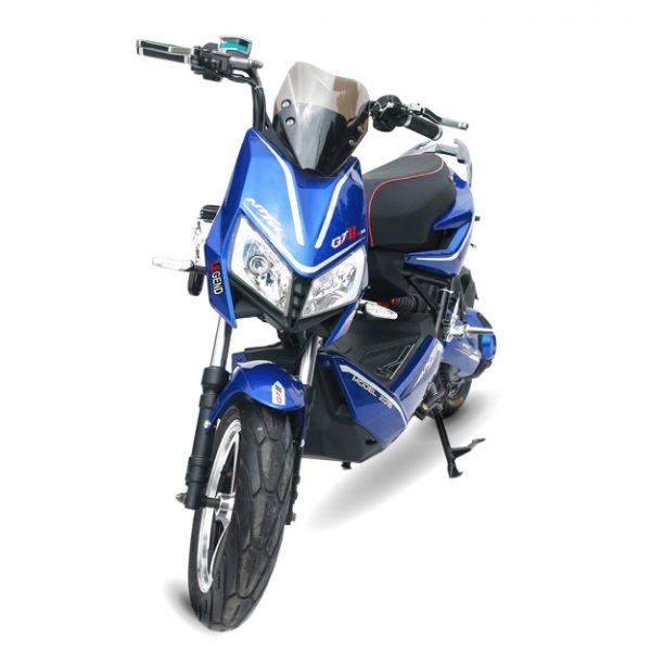 Xe may dien Xmen GT Nijia 2 Pro 01 600x600 - Xe máy điện Xmen GT Nijia 2 Pro