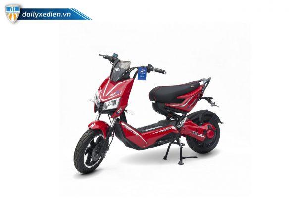 Xe may dien Xmen GT Nijia 2 Pro do 03 600x400 - Xe máy điện Xmen GT Nijia 2 Pro