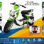 Xe máy điện Terra Xmen Blade chính hãng giá rẻ