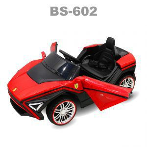 BS602 OTO DIEN mau 3 maket 02 300x300 - Xe ô tô trẻ em Lambormini BS-602