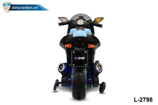 L 2798 MOTOR DIEN mau 08 maket 06 600x400 - Xe mô tô trẻ em  L-2798