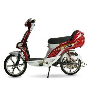 Xe Classic do 05 300x300 - Xe đạp điện Classic