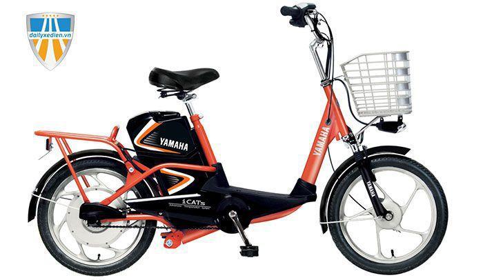 xe dap dien Yamaha H4 - Những dòng Xe đạp điện Nhật cũ giá rẻ tại Dailyxedien.vn