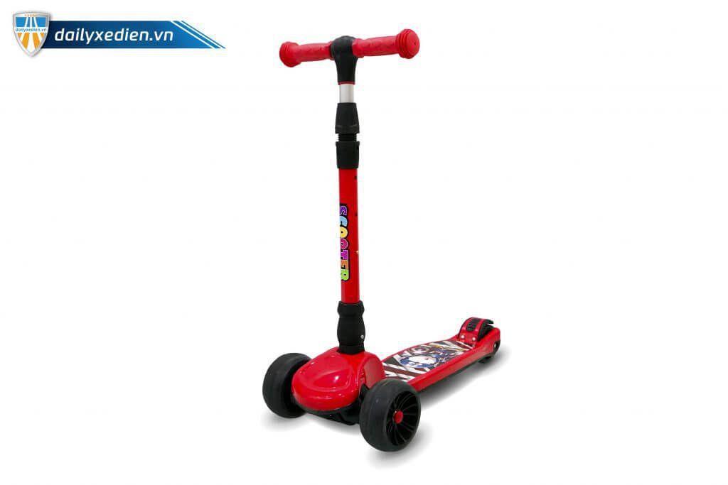 xe tre em scooter 2 1024x683 - Xe trẻ em Scooter