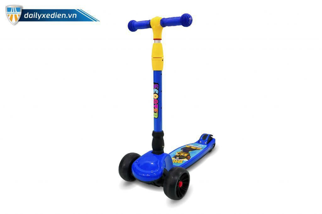 xe tre em scooter 3 1024x683 - Xe trẻ em Scooter