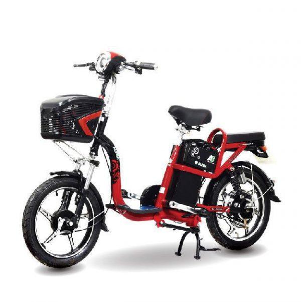 Alpha Color A3 1 600x601 - Xe đạp điện Alpha Color A3