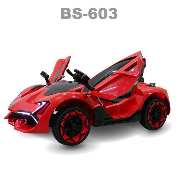 BS603 OTO DIEN mau 04 maket 02 600x600 - Xe ô tô điện BS-603 - Đỏ