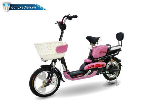 HONDA A6 maketchitiet 01 07 600x400 - Xe đạp điện Honda A6