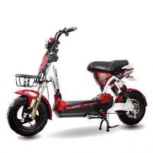 Monster New do 300x300 - Xe đạp điện Alpha Monster New