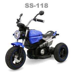 SS 118 MOTOR DIEN maket 02 1 300x300 - Xe mô tô trẻ em SS-118