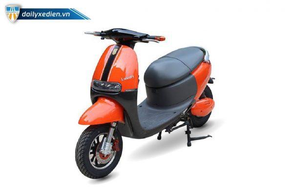 Xe máy điện DK Bike Luxury cam 03 600x400 - Xe máy điện DK Bike Luxury