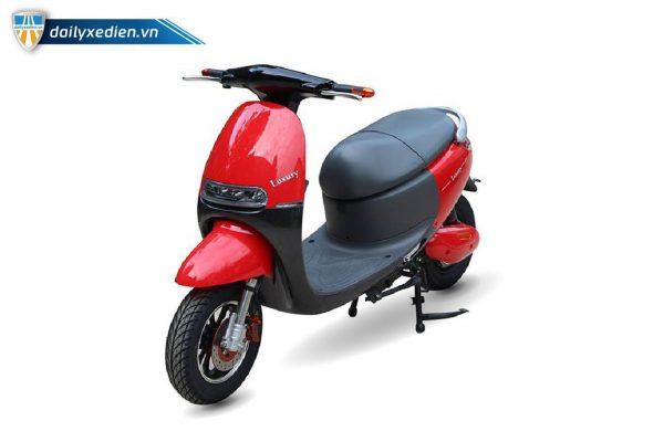 Xe máy điện DK Bike Luxury do 03 600x400 - Xe máy điện DK Bike Luxury