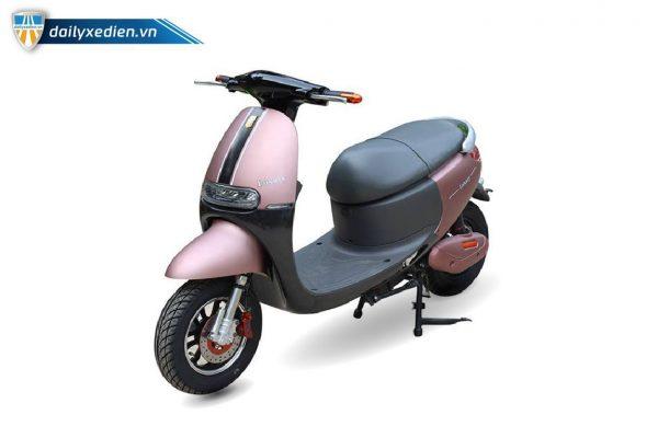 Xe máy điện DK Bike Luxury hongdam 03 600x400 - Xe máy điện DK Bike Luxury