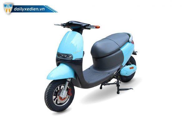 Xe máy điện DK Bike Luxury xanhduong 03 600x400 - Xe máy điện DK Bike Luxury
