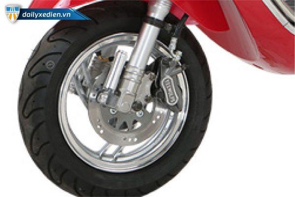 Xe máy 50cc Vespa Nioshima banhtruoc 02 600x400 - Xe máy 50cc Vespa Nioshima