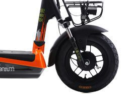 banh truoc 2 - Xe đạp điện Giant 133