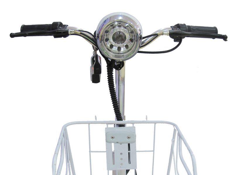 dau xe - Xe đạp điện Anbico AP1705 New