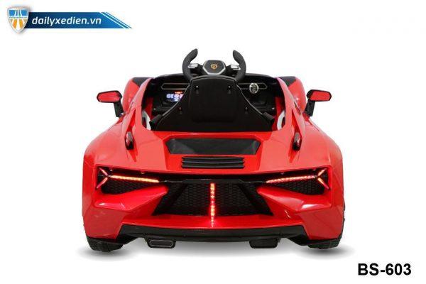o to dien BS603 9 600x400 - Xe ô tô điện BS-603 - Đỏ
