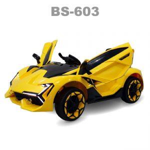 BS 603 o to dien vang maket 02 1 300x300 - Xe ô tô điện BS-603 - Vàng