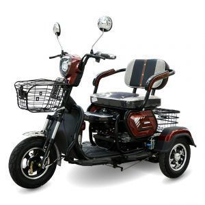 Xe 3 banh CLASSIC chitiet 01 01 300x300 - Xe điện 3 bánh Classic