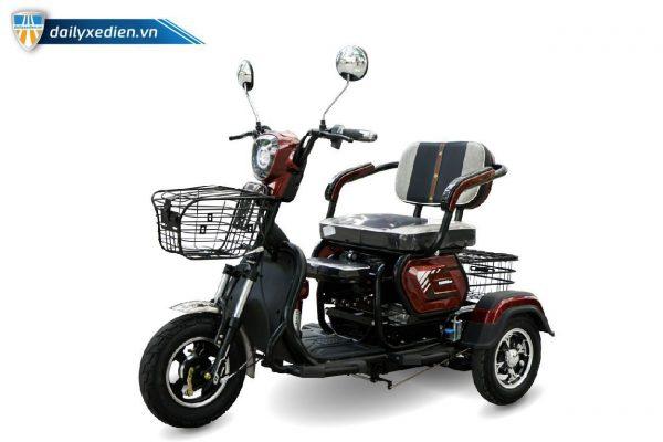 xe dien 3 banh classic 3 600x400 - Xe điện 3 bánh Classic