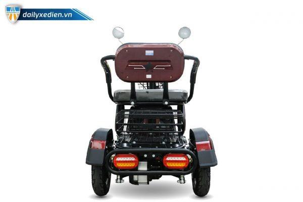 xe dien 3 banh classic 8 600x400 - Xe điện 3 bánh Classic