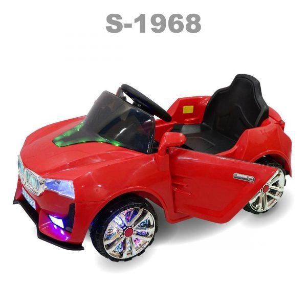 S 1968 o to dien 02 600x600 - Xe ô tô điện trẻ em S-1968