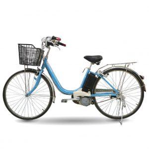 Xe tro luc mau xanh 300x300 - Xe đạp trợ lực Nhật Bản Modle 2019