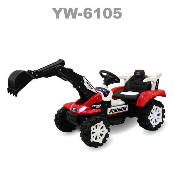 YW 6105 o to dien 02 600x600 - Xe máy xúc trẻ em YW-6105