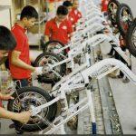 Gia công và sản xuất xe máy điện xe đạp điện theo yêu cầu tại xe điện Bluera Việt Nhật