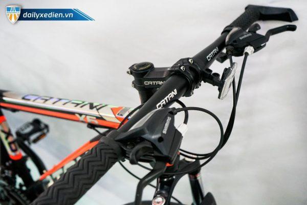 CATANI X6 XDNL chitiet 03 600x400 - Xe đạp thể thao Catani X6