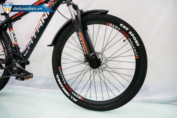 CATANI X6 XDNL chitiet 08 600x400 - Xe đạp thể thao Catani X6