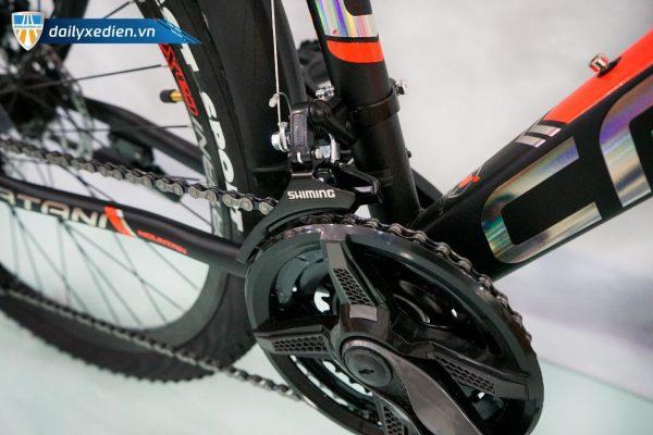 CATANI X6 XDNL chitiet 12 600x400 - Xe đạp thể thao Catani X6