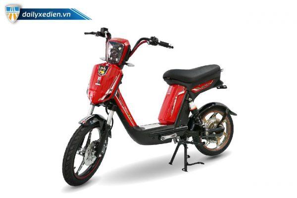 Cap A9 TH Bike chitiet 01 02 600x400 - Xe đạp điện CAP A9 - TH Bike