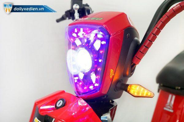 Cap A9 TH Bike chitiet 01 07 600x400 - Xe đạp điện CAP A9 - TH Bike