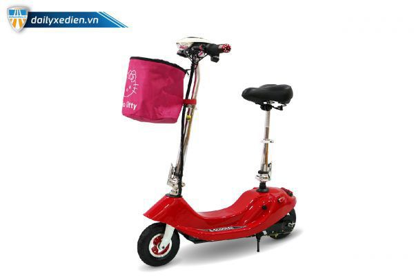 E Mini Scooter chitiet 01 02 600x400 - Xe E - Mini Scooter